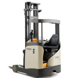 standard chassis sit down reach truck